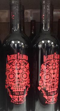 Trader Joe's Dearly Beloved Red Wine