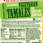 Trader Joe's Handmade Vegetarian Tamales