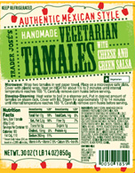 Trader Joe's Handmade Vegetarian Tamales Reviews