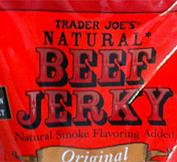 Trader Joe's Original Natural Beef Jerky