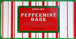 Trader Joe's Peppermint Bark