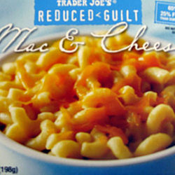 Trader Joe's Reduced Guilt Mac & Cheese