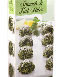 Trader Joe's Spinach & Kale Bites