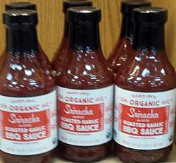 Trader Joe's Sriracha Garlic BBQ Sauce