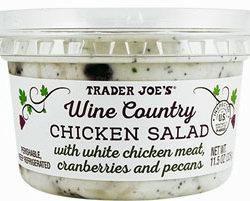 Trader Joe's Wine Country Chicken Salad