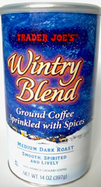 Trader Joe's Wintry Blend Coffee