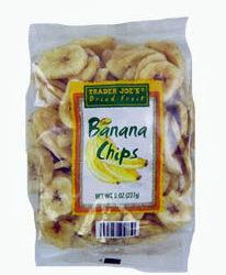 Trader Joe's Banana Chips