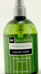 Trader Joe's Nourish Herbal Blend Liquid Soap