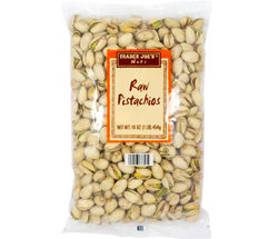 Trader Joe's Raw Pistachios