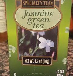 Trader Joe's Jasmine Green Tea