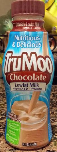 Trader Joe's TruMoo Chocolate Milk