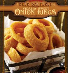 Trader Joe's Beer Battered Vidalia Sweet Onion Rings
