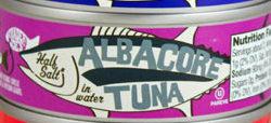 Trader Joe's Canned Albacore Tuna (Half Salt)