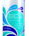 Trader Joe's Alkaline Water + Electrolytes