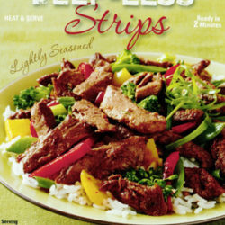 Trader Joe's Beef-less Strips