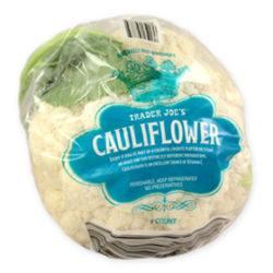 Trader Joe's Cauliflower Head