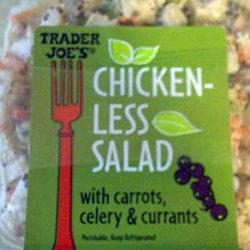 Trader Joe's Chicken-less Salad