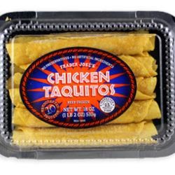 Trader Joe's Chicken Taquitos