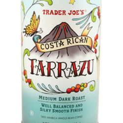 Trader Joe's Costa Rican Tarrazu Coffee