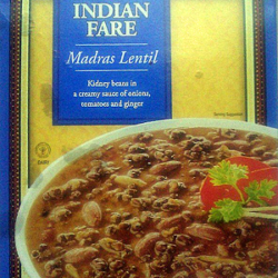 Trader Joe's Indian Fare Madras Lentil