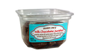 Trader Joe's Milk Chocolate Jumbles