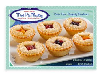 Trader Joe's Mini Pie Medley