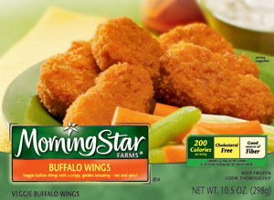 Morning Star Buffalo Wings