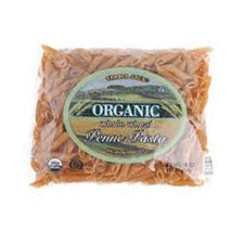 Trader Joe's Organic Whole Wheat Penne Pasta