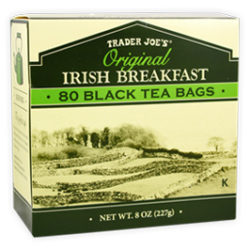 Trader Joe's Irish Breakfast Black Tea