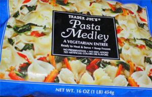 Trader Joe's Pasta Medley