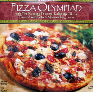 Trader Joe's Pizza Olympiad