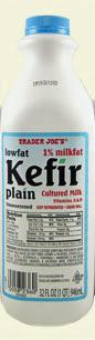 Trader Joe's Plain Kefir