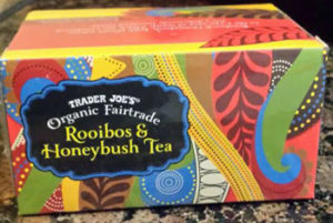 Trader Joe's Rooibos & Honey Bush Tea