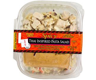 Trader Joe's Spicy Thai Inspired Pasta Salad