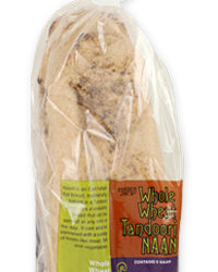 Trader Joe's Whole Wheat Tandoori Naan