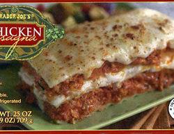 Trader Joe's Chicken Lasagna