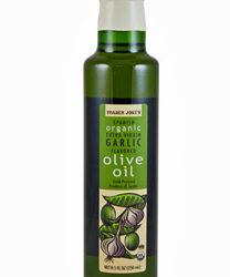 Trader Joe's Spanish Organic Garlic Olive Oil