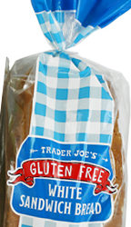 Trader Joe's Gluten-Free White Sandwich Bread