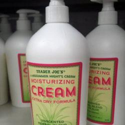 Trader Joe's Moisturizing Cream (Extra Dry Formula)