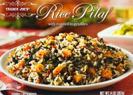 Trader Joe's Rice Pilaf
