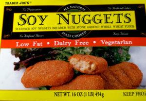 Trader Joe's Soy Nuggets