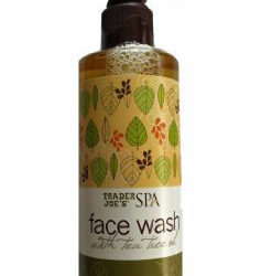 Trader Joe's Tea Tree Oil Face Wash