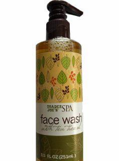 Trader Joe's Tea Tree Oil Face Wash
