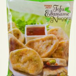 Trader Joe's Tofu Edamame Nuggets
