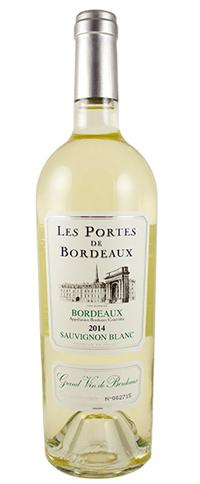 Trader Joe's Les Portes de Bordeaux Sauvignon Blanc