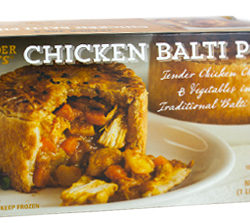 Trader Joe's Chicken Balti Pies