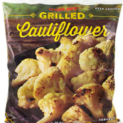 Trader Joe's Grilled Cauliflower