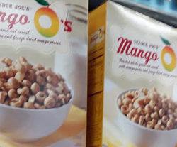 Trader Joe's Mango O's