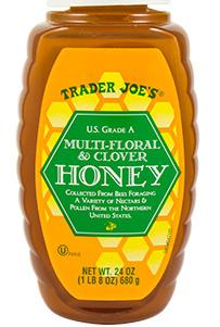Trader Joe's Multi-Floral & Clover Honey
