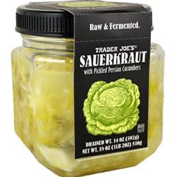 Trader Joe's Sauerkraut